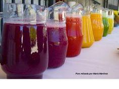 COMIENZA YA CON LOS ZUMOS DETOX CON THERMOMIX Kitchen Recipes, Raw Food Recipes, Sweet Recipes, Healthy Recipes, Smoothie Drinks, Detox Drinks, Healthy Drinks, Bebidas Detox, Natural Cleanse