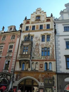 The Storch House, Number 16 Prague Old Town, Underground Tour, Top Site, Visit Prague, Church Of Our Lady, Before We Go, Old Town Square, Town Hall, Capital City