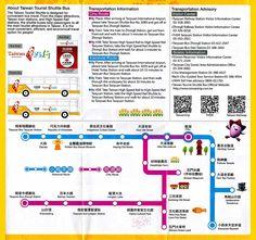 Taoyuan Map