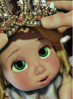 Princess Rapunzel (from Tangled) Photo: Baby Rapunzel Disney Rapunzel, Princess Rapunzel, Tangled Rapunzel, Tangled 2010, Baby Princess, Disney Princesses, Royal Princess, Disney Characters, Disney Wallpaper