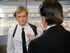 The Diary Of Napoleon Solo And Illya Kuryakin - A story in pictures - VirginiaMcCooley Man From Uncle Tv, Napoleon Solo, David Mccallum, Golden Anniversary, Picture Story, Ordinary Lives, Archive Of Our Own, Personal Space, Tv Series