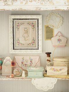 刺繍・カルトナージュ教室 Atelier Claire | Lesson