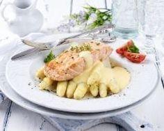 Pavé de saumon, sauce hollandaise au Thermomix®