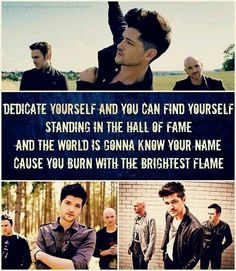 The Script~Hall of Fame