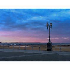 Foto de la playa de gijon