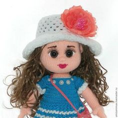 VK is the largest European social network with more than 100 million active users. Crochet Dolls, Knit Crochet, Crochet Hats, Amigurumi Tutorial, Z Photo, Voodoo Dolls, Amigurumi Toys, T Rex, Master Class