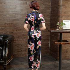 Cheongsam hinata chinese dress            https://www.ichinesedress.com/