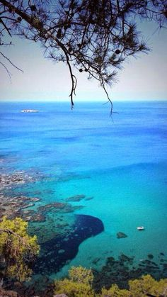 It's still #summer in #Cyprus... A timely reminder that our summers are longer than most around the Mediterranean with this seascape off the #Akamas Nature Reserve.  Photo: https://twitter.com/Cyprus4Holidays. Shared by Nikki at www.pissouribay.com.