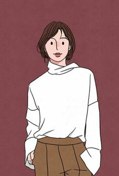 Couple Illustration, Character Illustration, Pretty Art, Cute Art, Girl Cartoon, Cartoon Art, Liz Clements, Cute Couple Art, Cute Drawings