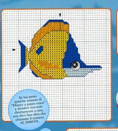Punto Croce: Nemo 7