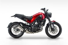 New rivals for Ducati scrambler keep on coming! Thank you Ducati you started this! Because now we have options! Bobber Custom, Custom Motorcycles, Custom Bikes, Cars And Motorcycles, Ducati Scrambler, Scrambler Motorcycle, Tracker Motorcycle, Motorcycle News, Chinese Motorcycles
