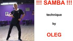 !!! SAMBA SAMBA SAMBA !!! - technique to make your LEGS look AMAZING for...