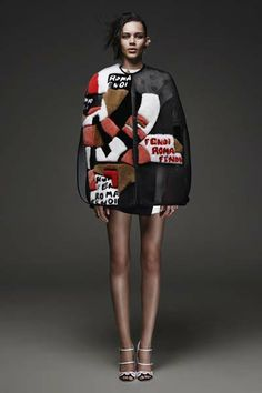 Fendi 2015 resort