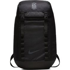 5ffdb08054 Nike Kyrie Irving Hoops Basketball Backpack Black Size 36 Litres Gym