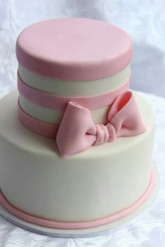 Sweet Bakery, Bakery Cafe, Pink And White Stripes, Bow, Sugar, Cakes, Arch, Longbow, Cake Makers