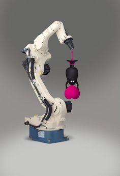3D Imprimé-Iron Giant BOLT-prop//Replica peint à la main-Lights Up!