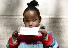 PICS: 'Bring back our girls' protests Bring Back Our Girls, Bring It On, People Around The World, Africa, Cute, News, Kawaii