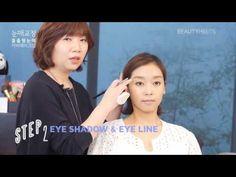 eyeshadow brown eyes - steps to do eyeshadow