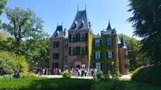 Trouwen in kasteel Keukenhof
