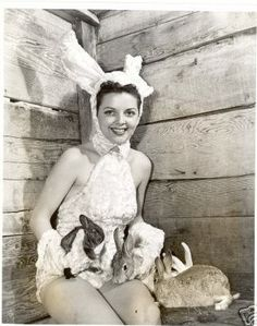 Mitch O'Connell: The Easter Bunny is Coming! The Strangest, Sexiest and Most Shocking Photos of our floppy eared friend EVER! Old Photos, Vintage Photos, Pin Up, Rabbit Costume, Valentine Gifts For Girlfriend, Hunny Bunny, Some Bunny Loves You, Bunny Outfit, Easter Parade