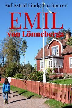Ein herbstlicher Ausflug zu Emil bzw Michel von Lönneberga ins echte Katthult. #Schweden #Schwedentipp #AstridLindgren #Småland #Familytravel