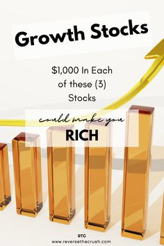 Growth stocks provide another income stream by periodically selling off gains. Here are 3 stocks that could turn $1,000 into a lot of money. Make Money From Home, Way To Make Money, Stock Analysis, Tax Advisor, Dividend Investing, Dividend Stocks, The Motley Fool, Income Streams, Early Retirement