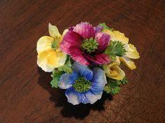Vintage COALPORT Floral Bouquet