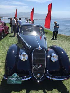 1938 Alfa Romeo touring spider 8C Berlinetta