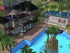 sims house | Beautiful sims house » Прохождения игр ...