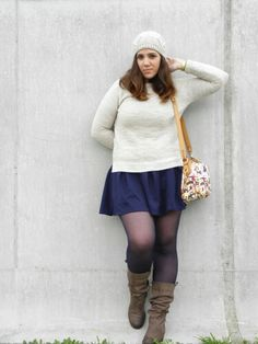 #gonna #skirt #blue #shorts #lafatascalza #pull #sweater #vintage #lana #lanawool #pieroguidi #magiccircus #berets #hm @hm #fashion #fashionblogger #lifestyle #angieclausblog #newpost #newoutfit  http://angieclausblog.com/2015/01/19/una-gonna-pantaloncino-per-una-mega-pizza-in-compagnia-di-amici/