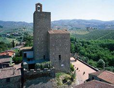 Museo Leonardiano di Vinci - torre dei Conti Guidi