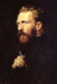 Vincent Willem Van Gogh - March 30, 1853 - July 20, 1889. Dutch Post-Impressionist Artist
