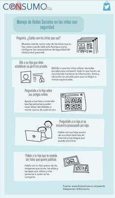 Los #niños y el #internet - #Enconsumo