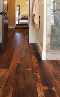 1000 Images About Distressed Hardwood Floors On Pinterest