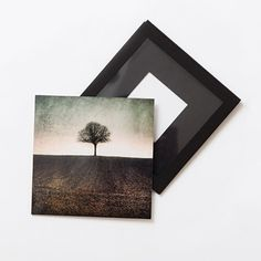 One photograph on metal for magnetic box by PhotographyDream