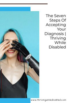 Accepting your diagnosis isn't always easy. This post explores the steps that we take to reach acceptance and the challenges we often find along the way. Mental Health Blogs, Health Advice, Wellness Tips, Health And Wellness, Conversion Disorder, Mental Health Treatment, Natural Treatments, Disability, Acceptance