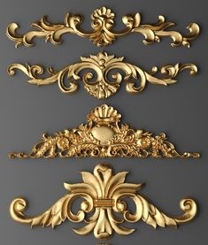 Cartouches SET Model available on Turbo Squid, the world's leading provider of digital models for visualization, films, television, and games. Carved Wood Wall Art, Wood Carving Art, Metal Fabrication Tools, Decorative Plaster, Line Art Design, Carving Designs, Simple Flowers, Bed Design, Modern Decor