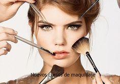 Cursos de Automaquillaje y Maquillaje profesional. ¡Apúntate! Info: escuelademodelos@isabelnavarro.net / 915633042