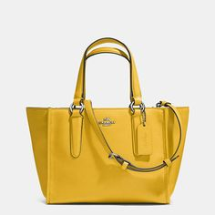 ad9a355f9245 LAUREN Ralph Lauren Oxford Large Tote (Gold Mine) Tote Handbags ( 210) ❤  liked on Polyvore featuring bags