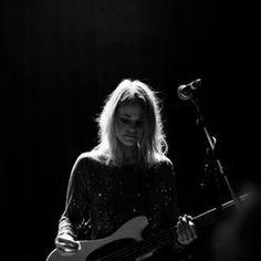 Uh Huh Her at Sala Paradiso, Amsterdam...by me :)