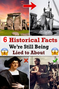6 Historical Facts We're Still Being Lied to About - Viral Hacks Ancient Greece Facts, Weird Dreams, History Class, Wtf Fun Facts, Secret Places, American Horror Story, Horror Stories, Behind The Scenes, Funny Jokes