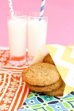 Krissy's Creations: Brown Butter Brown Sugar Cookies