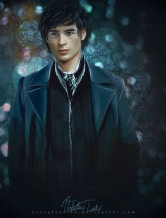 Will Herondale. This really just looks exactly like Tom Welling. Not that I'm complaining about that...