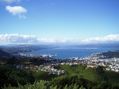 one of the best cities in the world Wellington NZ