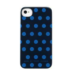Incase Marc Jacobs Blue Dots for iPhone 4/4S