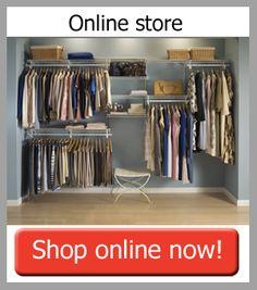 Charming ClosetMaid UK: Versatile U0026 Affordable Wardrobe U0026 Storage Systems