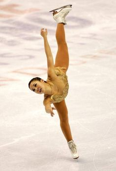 Michelle Kwan - Figure Skating Legend ...  Michelle Kwan is considered a figure skating legend and is the most decorated figure skater in U.S. history.