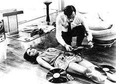 Indagine su un cittadino al di sopra di ogni sospetto - Elio Petri (1970)