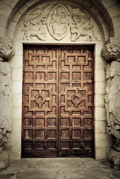 I Love Old Spanish Doors Decor Spanish Style Homes