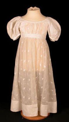 1830s little girl dresses - Google Search